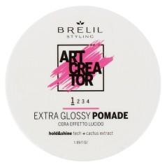 Brelil Art Creator Extra Glossy Pomade, 50 ml