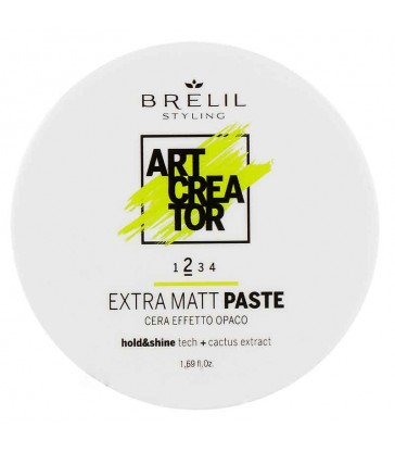 Brelil Art Creator Extra Matt Paste 50 ml