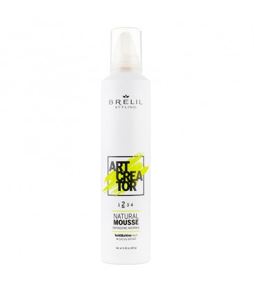 Brelil Art Creator Natural Mousse 2 300 ml