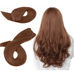 Τρέσα Μαλλιών N°30 από 100% φυσική τρίχα Remy 50 cm 100gr.