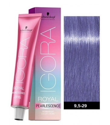 Igora Royal Pearlescence 60ml N°9,5-29 Παστέλ Λεβάντα