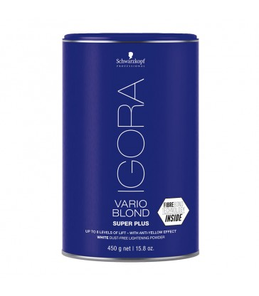 Igora Vario Blond Super Plus Powder Lightener Λευκή 450gr
