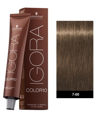 Igora Color10 Extra Coverage 60ml N°7-00 Ξανθό Μεσαίο Έντονο Φυσικό