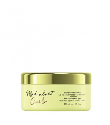 Schwarzkopf Mad About Curls Superfood Leave-in 200ml
