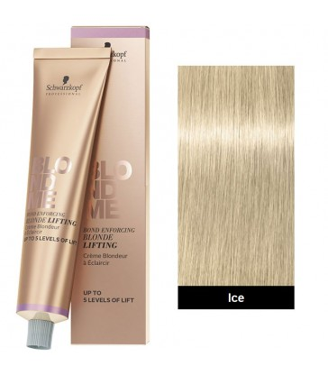 Schwarzkopf Blondme Bond Enforcing Lifting 60ml N°Ice