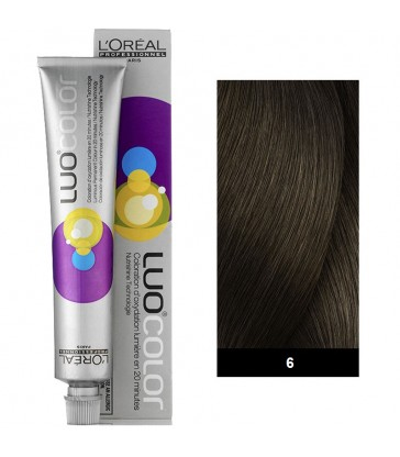 L'oreal Professionnel Luo Color 60ml N°6