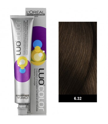 L'oreal Professionnel Luo Color 60ml N°6.32