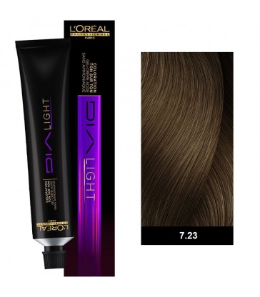 L'oreal Professionnel Dia Light 50ml N°7.23 Ξανθό Ιριζέ Ντορέ