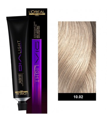 L'oreal Professionnel Dia Light 50ml N°10.02 Milkshake Φυσικό Περλέ