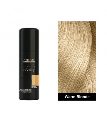L'oreal Professionnel Hair Touch Up Spray Θερμό Ξανθό 75ml