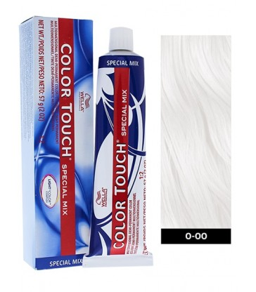 Wella Professionals Color Touch Special Mix 60ml N°0/00 Clear