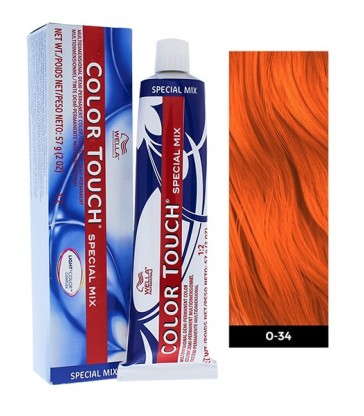 Wella Professionals Color Touch Special Mix 60ml N°0/34 Χρυσό Χάλκινο