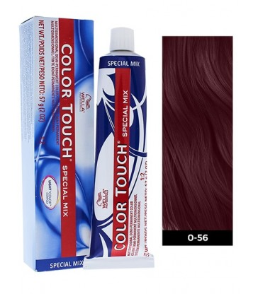 Wella Professionals Color Touch Special Mix 60ml N°0/56 Μαονί Βιολέ