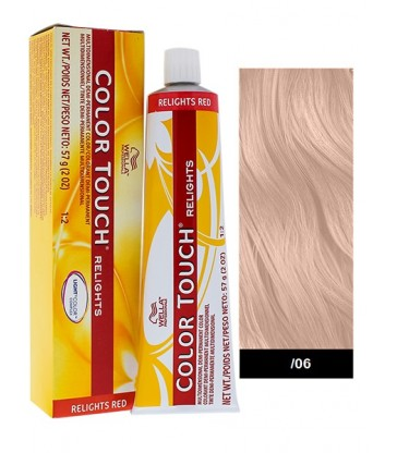 Wella Professionals Color Touch Relights 60ml N°/06 Φυσικό Βιολέ