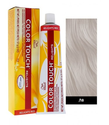 Wella Professionals Color Touch Relights 60ml N°/18 Σαντρέ Περλέ