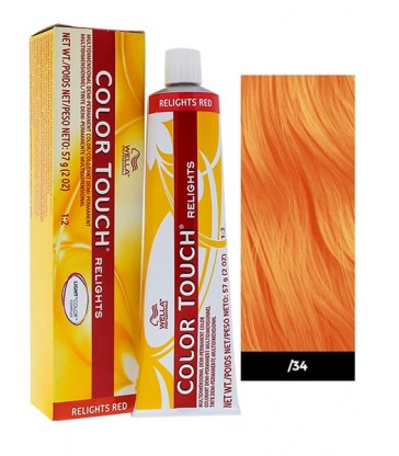 Wella Professionals Color Touch Relights 60ml N°/34 Χρυσό Χάλκινο