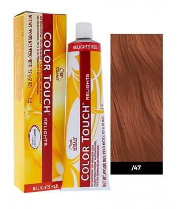 Wella Professionals Color Touch Relights 60ml N°/47 Κόκκινο Καφέ