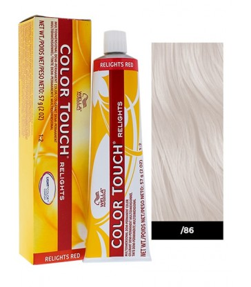 Wella Professionals Color Touch Relights 60ml N°/86 Περλέ Βιολέ