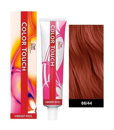 Wella Professionals Color Touch Vibrant Reds 60ml N°66/44 P5 Έντονο Ξανθό Σκούρο Έντονο Κόκκινο
