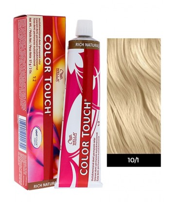 Wella Professionals Color Touch Rich Naturals 60ml N°10/1 Κατάξανθο Σαντρέ