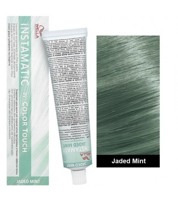 Wella Professional Instamatic By Color Touch 60ml N°Jaded Mint