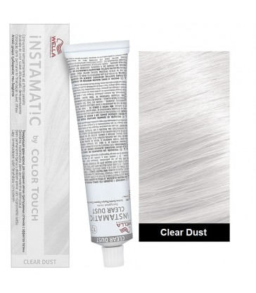 Wella Professional Instamatic By Color Touch 60ml N°Clear Dust