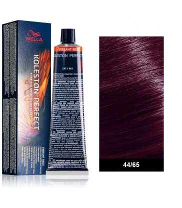 Wella Professional Koleston Perfect Vibrant Reds 60ml N°44/65 Καστανό Βιολέ Μαονί