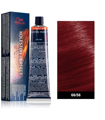 Wella Professional Koleston Perfect Vibrant Reds 60ml N°66/56 Ξανθό Σκούρο Μαονί Βιολέ