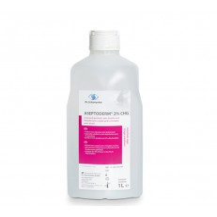 Αλκοολούχο αντισηπτικό Aseptoderm 2% CHG - 1000ml