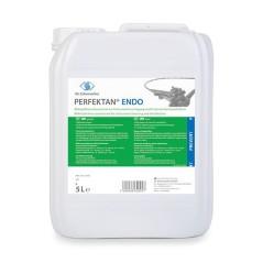 Συμπυκνωμένο απολυμαντικό και καθαριστικό εργαλείων Perfektan endo - 5000ml