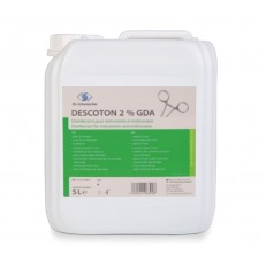 Απολυμαντικό Εργαλείων έτοιμο προς χρήση Descoton 2% GDA - 5000ml