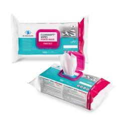 Μαντηλάκια απολύμανσης Cleanisept Wipes Forte Maxi
