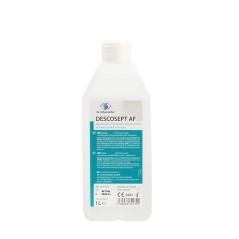 Αλκοολούχο υγρό για ταχεία απολύμανση επιφανειών Descosept AF 1000ml