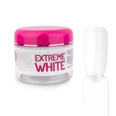 Σκόνη Ακρυλικού νυχιών Extreme white - λευκό καλυπτικό 30g.