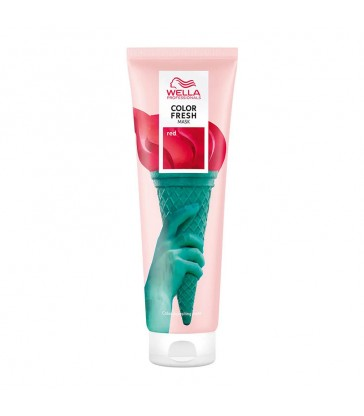 Wella Professionals Color Fresh Mask Red Coloring 150ml